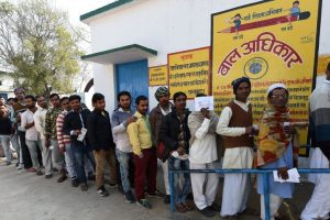 61% voting in UP fourth phase polls