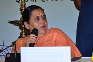 Reservation must for benefit of oppressed: Uma Bharti
