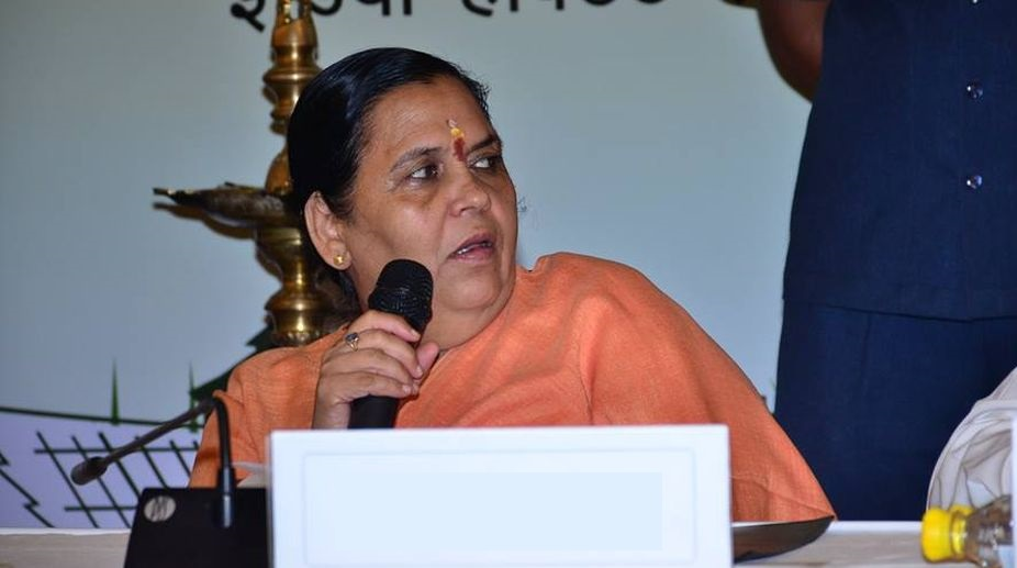 Uma Bharti, Reservation, Gujarat assembly polls, Congress general secretary, Digvijay Singh, Union Minster