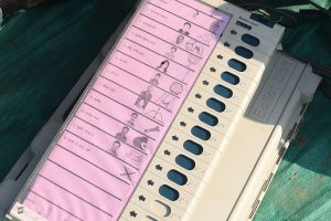 Bypolls to 4 Lok Sabha, 10 Assembly seats today; voting underway
