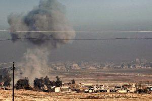 Iraqi Shia militia recapture villages in west Mosul
