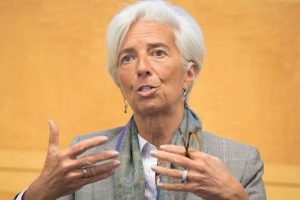 IMF could be based in Beijing in a decade, says Lagarde