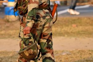 Landmine explosion injures soldier on LoC