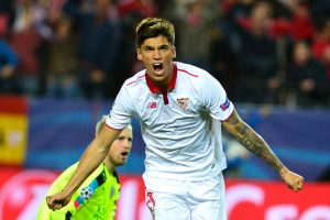 Champions League: Sevilla edge Leicester City