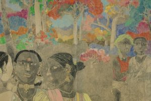 Artworks from Sotheby's March sale on view in Delhi