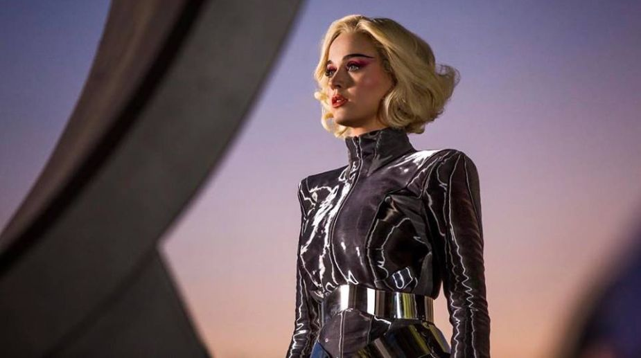 Katy Perry saved by songwriting post elections