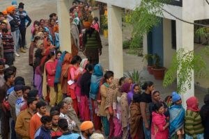 UP Assembly elections phase-IV: 25-27% turnout till noon