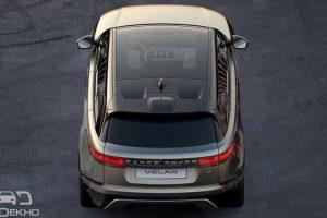 Say hello to Land Rover's new SUV, Velar