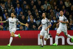 Champions League: Juventus thumps 10-man Porto