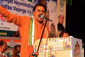 Lakhs of people not getting ration due to Aadhaar issues: Sanjay Nirupam