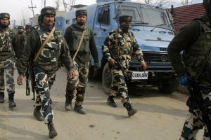 CRPF promotes four personnel for foiling terror attacks in J-K