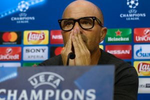 Away goal might come back to haunt Sevilla: Jorge Sampaoli