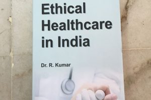 Ethical health care book all set to ruffle feathers