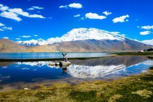 Karakoram glaciers are growing despite global warming