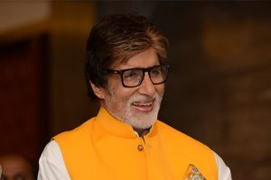 Amitabh Bachchan launches trailer of new Hema Malini film