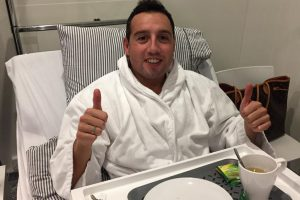 Arsenal's Santi Cazorla out for rest of season