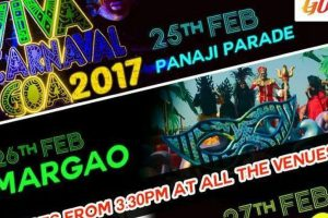Goa Carnival begins from Panaji on Saturday