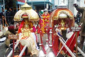 200 deities gather for Maha Shivratri in Himachal town