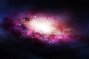 Rare luminous nebula poses cosmic puzzle