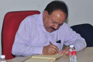 ISRO launching US satellites proof of India's development: Harsh Vardhan