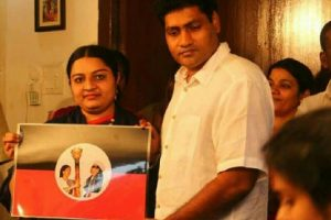 Jayalalithaa's niece launches pol forum on her 69th birth anniversary