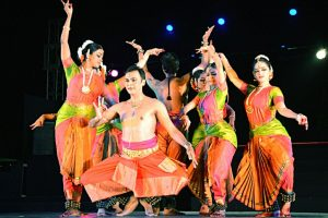 Studded with exemplary choreography