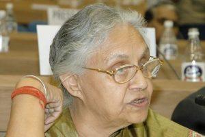 Sheila Dikshit clarifies on 'immature' Rahul remark