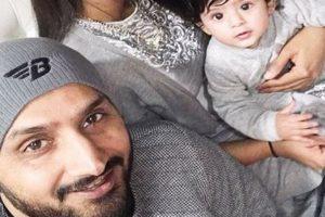 Fatherhood the best thing happened to me: Harbhajan Singh