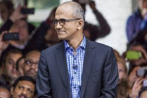 Microsoft CEO Satya Nadella lauds advancements in India