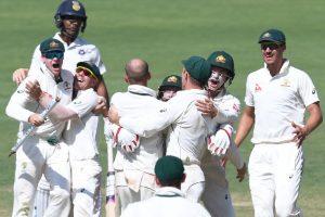 Australia humiliate India, win first test by 331 runs