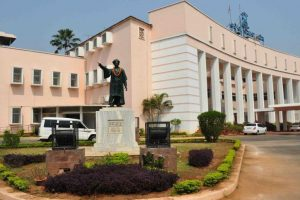 Ruckus in Odisha Assembly over Modi's poverty jibe