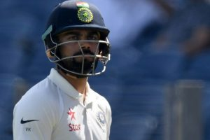 Kohli calls Pune failure India's worst batting display in 2 years