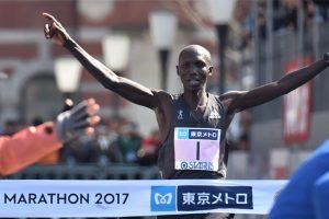 Six appeal as Kenyan Kipsang wins Tokyo Marathon
