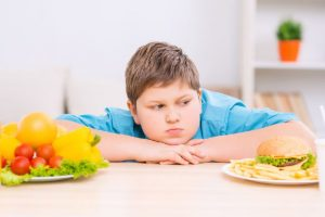 Kids inherit obesity from parents