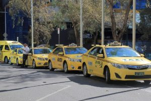 Taxi drivers bring Melbourne to standstill