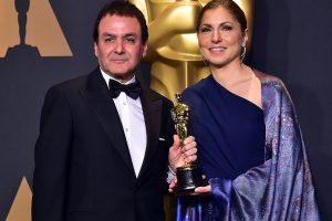 Asghar Farhadi wins best foreign film Oscar