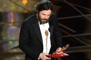 Casey Affleck named Best Actor at Oscars 2017