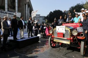 The Statesman Vintage Car Rally: John Morris wins heart