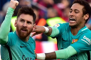 Messi rescues Barcelona, Morata bails out Madrid