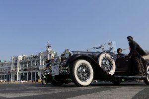 The 51st Statesman Vintage Car & Classic Car Rally