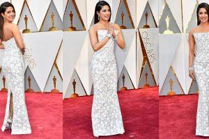 Style File: Priyanka Chopra slays at Oscars 2017!