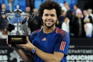 Jo-Wilfried Tsonga lifts Marseille Open 13 title