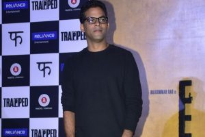 Vikramaditya Motwane injured while directing 'Trapped'
