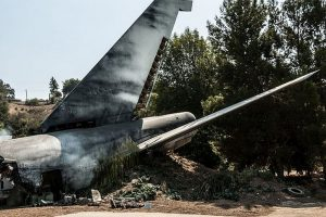IAF training jet crashes in Hyderabad, pilot unhurt
