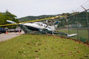 3 killed in California plane crash