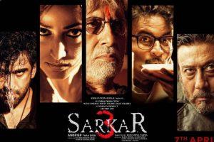 Big B, Jackie Shroff look fierce in 'Sarkar 3' poster