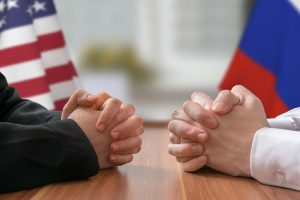 Russia summons American diplomat, protest search op at trade annex in US