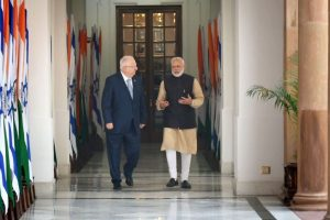 PM Modi to visit Israel this summer