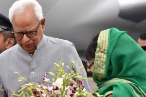 Governor Vohra briefs President Kovind on radicalisation, corruption in J-K