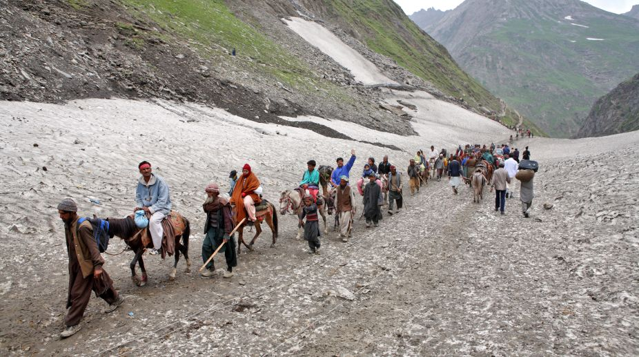 Amarnath Yatra, NGT, eco-protection, Amarnath pilgrims